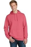 Beach Wash Garment-Dyed Pullover Hooded Sweatshirt Fruit Punch Thumbnail