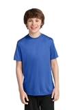 Youth Essential Performance Tee Royal Thumbnail