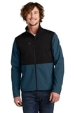 Castle Rock Soft Shell Jacket Blue Wing Thumbnail