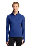 Women's Stretch 1/2-zip Pullover True Royal Thumbnail