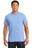 Ultra Blend 50/50 Cotton / Poly T-shirt Light Blue Thumbnail