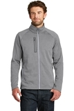The North Face Canyon Flats Fleece Jacket TNF Medium Grey Heather Thumbnail