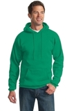 Pullover Hooded Sweatshirt Kelly Green Thumbnail