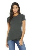BELLACANVAS Women's The Favorite Tee Deep Heather Thumbnail