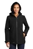 Eddie Bauer Ladies WeatherEdge 3-in-1 Jacket Black with Storm Grey Thumbnail