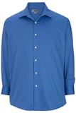 Men's No-iron Stay Collar Dress Shirt French Blue Thumbnail