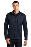 The North Face Skyline Full-Zip Fleece Jacket Urban Navy Heather Thumbnail
