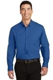 Tall SuperPro Twill Shirt True Blue Thumbnail