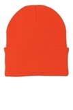 Knit Cap Athletic Orange Thumbnail