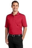 Select Snag-proof Tipped Pocket Polo Red with Black Thumbnail