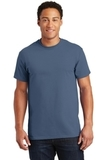 Ultra Cotton 100 Cotton T-shirt Indigo Blue Thumbnail