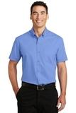 SuperPro Twill Shirt Ultramarine Blue Thumbnail