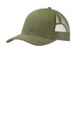 Snapback Trucker Cap Olive Drab Green Thumbnail