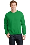 Heavy Blend Crewneck Sweatshirt Irish Green Thumbnail