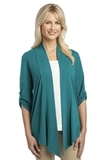 Women's Concept Shrug Teal Green Thumbnail