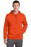 Performance Hooded Pullover Deep Orange Thumbnail