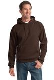 Pullover Hooded Sweatshirt Chocolate Thumbnail