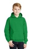 Hooded Sweatshirt Irish Green Thumbnail