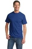 Tall Essential T-shirt Deep Marine Thumbnail