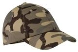 Camouflage Cap Desert Camo Thumbnail