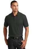 Tall Core Classic Pique Polo Deep Black Thumbnail