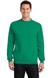 7.8-oz Crewneck Sweatshirt Kelly Thumbnail