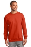 Crewneck Sweatshirt Orange Thumbnail