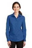Women's SuperPro Twill Shirt True Blue Thumbnail