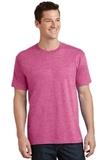 5.5-oz 100 Cotton T-shirt Heather Sangria Thumbnail