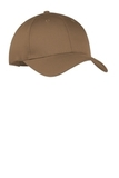 6-panel Twill Cap Woodland Brown Thumbnail