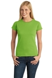 Women's Softstyle Ring Spun Cotton T-shirt Kiwi Thumbnail