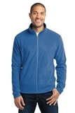 Microfleece Jacket Light Royal Thumbnail