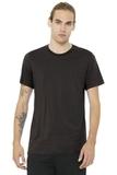 BELLACANVAS Unisex Jersey Short Sleeve Tee Brown Thumbnail