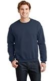 Heavy Blend Crewneck Sweatshirt Navy Thumbnail