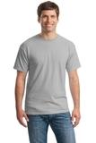 Heavy Cotton 100 Cotton T-shirt Ice Grey Thumbnail