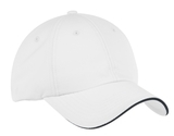 Dry Zone Cap White with Classic Navy Thumbnail