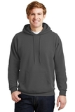 Comfortblend Pullover Hooded Sweatshirt Smoke Grey Thumbnail