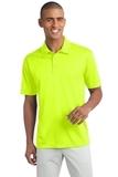 Legendary Sateen Moisture Wicking Polo Neon Yellow Thumbnail
