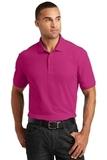Core Classic Pique Polo Pink Azalea Thumbnail
