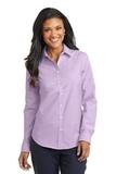 Women's Superpro Oxford Shirt Soft Purple Thumbnail