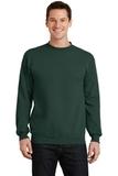 7.8-oz Crewneck Sweatshirt Dark Green Thumbnail