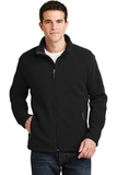 Value Fleece Jacket Black Thumbnail