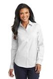 Women's Superpro Oxford Shirt White Thumbnail