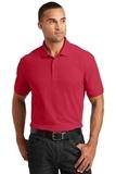 Core Classic Pique Polo Rich Red Thumbnail