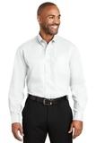Red House Dobby Non-iron Button-down Shirt White Thumbnail