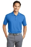 Nike Golf Dri-FIT Vertical Mesh Polo Brisk Blue Thumbnail