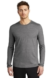 OGIO ENDURANCE Force Long Sleeve Tee Gear Grey Heather Thumbnail