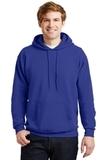 Comfortblend Pullover Hooded Sweatshirt Deep Royal Thumbnail