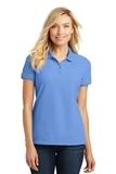 Women's Core Classic Pique Polo Carolina Blue Thumbnail