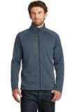 The North Face Canyon Flats Fleece Jacket Urban Navy Heather Thumbnail